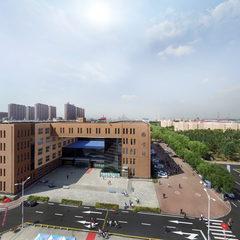 哈尔滨广厦学院2017年迎新