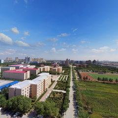 哈尔滨广厦学院西门