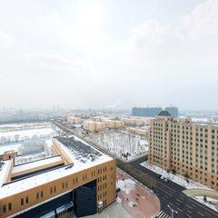 冬天的广厦